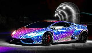 Lamborghini Huracán de Chris Brown