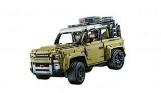 Land Rover Defender 2020 Lego Technic