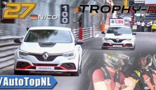Mégane RS Trophy-R en Mónaco