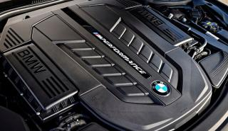 Motor V12 BMW