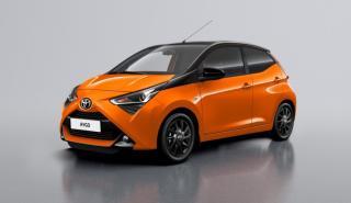 Nuevo Toyota AYGO x-cite