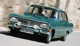 Opel Rekord Ortega Smith