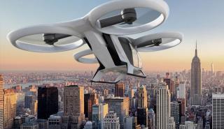 París podría contar con taxis voladores para los JJOO de 2024