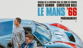 Poster Le Mans 66
