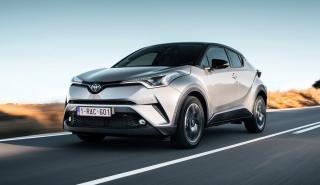 Precio Toyota C-HR