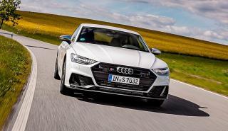 Prueba del Audi S7 Sportback TDI 2019