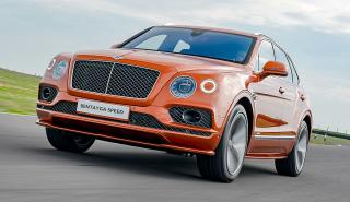 Prueba: Bentley Bentayga Speed