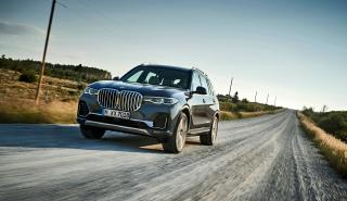 BMW X7 30d test