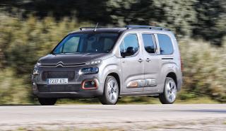 Prueba Citroën Berlingo 1.5 BlueHDI 130 CV