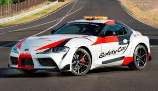 Toyota GR Supra Safety Car