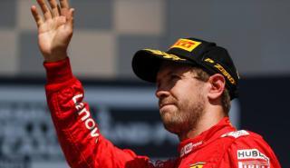 Vettel en el GP de Canadá