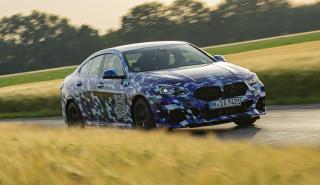 BMW Serie 2 gran Coupe (fotos oficiales con camuflaje)