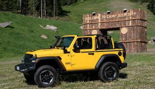 Jeep Wrangler 1941 Jeep Camp 2019