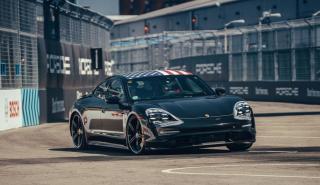 Porsche Taycan Nueva York
