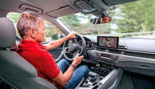 Prueba Audi A4 2020