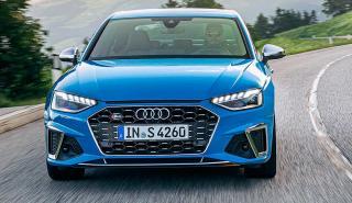 Prueba del Audi S4 (2019)