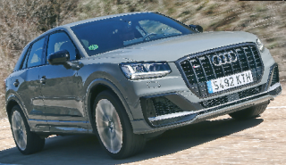 Prueba Audi SQ2 2019