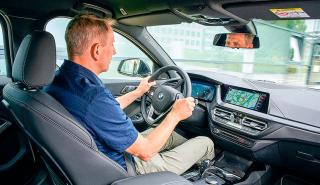 Prueba: BMW Serie 1 2019