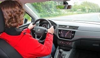 Prueba del Seat Ibiza TGI