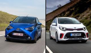 Toyota Aygo vs Kia Picanto
