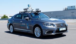 Toyota conducción autónoma