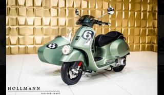 moto vintage cool ciudad