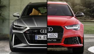 Diferencias Audi RS 6 Avant 2013 vs RS 6 Avant 2020