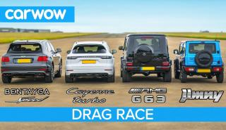 Drag Race SUV