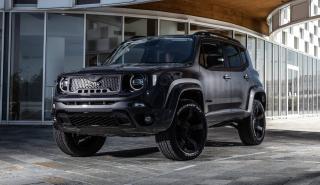 Jeep Renegade by Militem