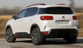 Prueba del Citroën C5 Aircross PureTech 180 S&S EAT8