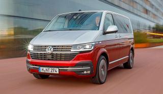 Prueba del Volkswagen T6 2019