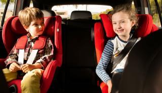 10 claves para llevar a los niños en el coche
