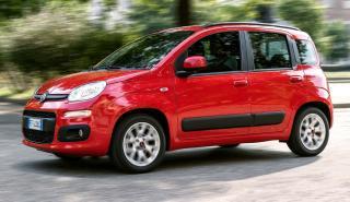 3 peores rivales del Fiat Panda