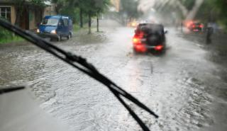 coche riada inundacion