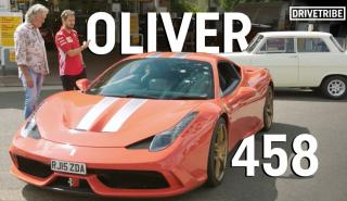 Ferrari 458 Speciale de James May