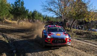 Loeb en el WRC