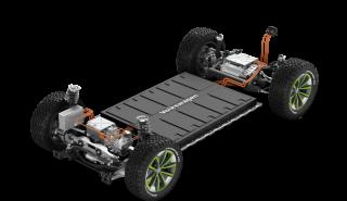 Plataforma MEB de VW