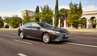 Prueba nuevo Toyota Camry Hybrid 2020