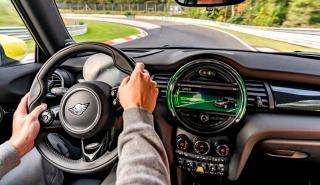 Mini Cooper SE Nürburgring