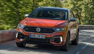 Prueba del Volkswagen T-Roc R