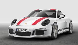 Porsche 911 R, frontal
