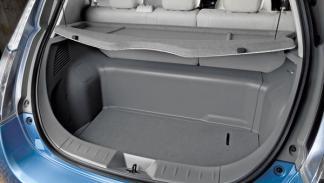 Nissan Leaf maletero