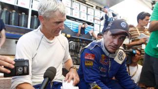 Mark Miller Carlos Sainz Dakar 2011