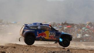 Nasser Al-Attiyah vencedor etapa Dakar 2011