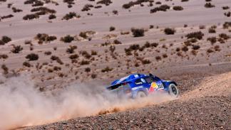 De Villiers ganador etapa Dakar 2011