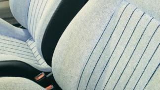 Volkswagen Scirocco II asientos