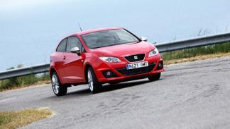 Fotos: El Seat Ibiza FR estrena el motor 2.0 TDI