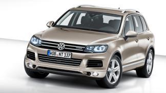 Fotos: El nuevo Volkswagen Touareg apuesta por el futuro
