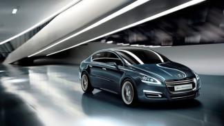 Fotos: Concept 5, la nueva berlina de lujo de Peugeot