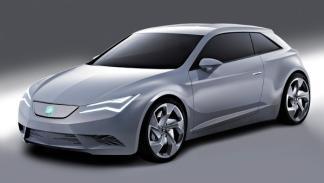 Fotos: SEAT IBE Concept: totalmente eléctrico con 102 CV de potencia